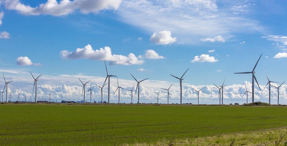 energia wiatrowa